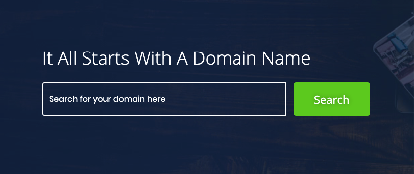MA Domain Checker Button Example