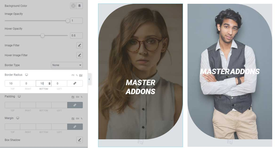 image hover effects border radius