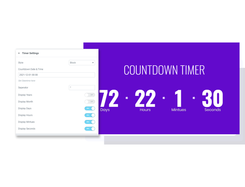 Count Down Timer Video