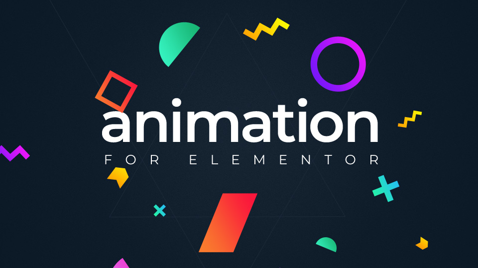 4 Elementor Animation Effects Extension Without code